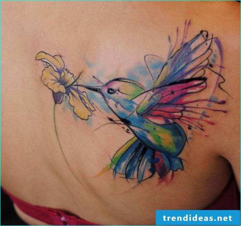 tattoo Hummingbird humming bird 15