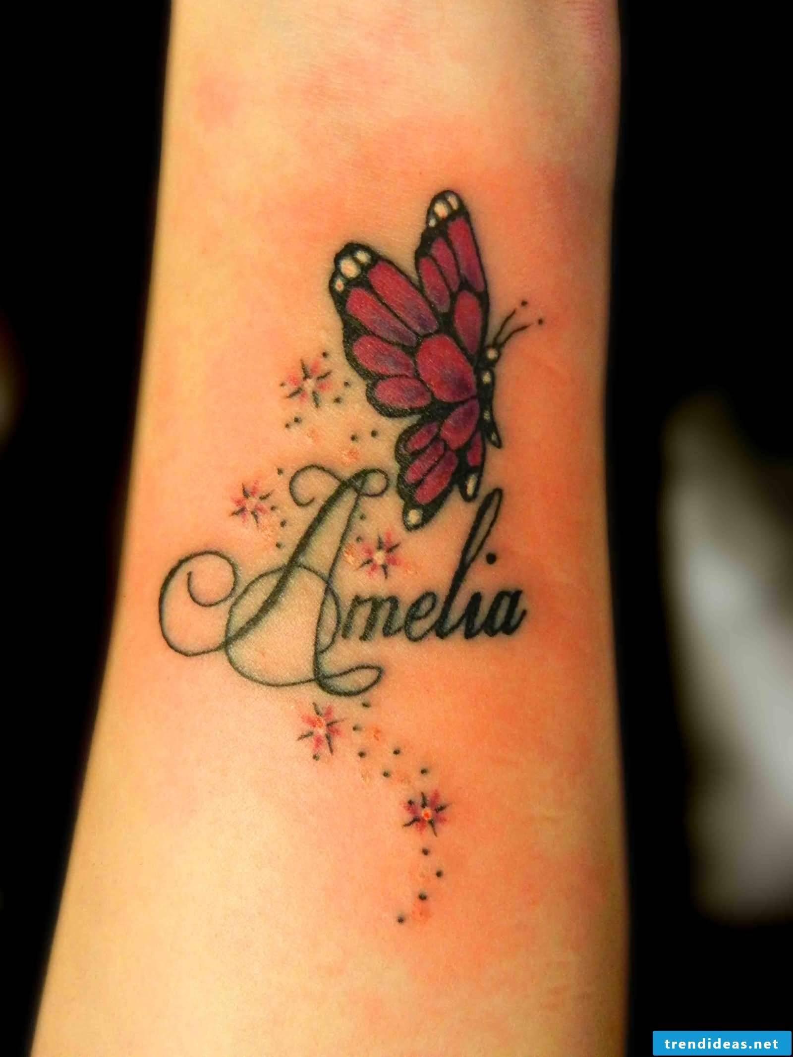 Amelia to love