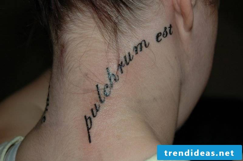 Tattoo sayings family