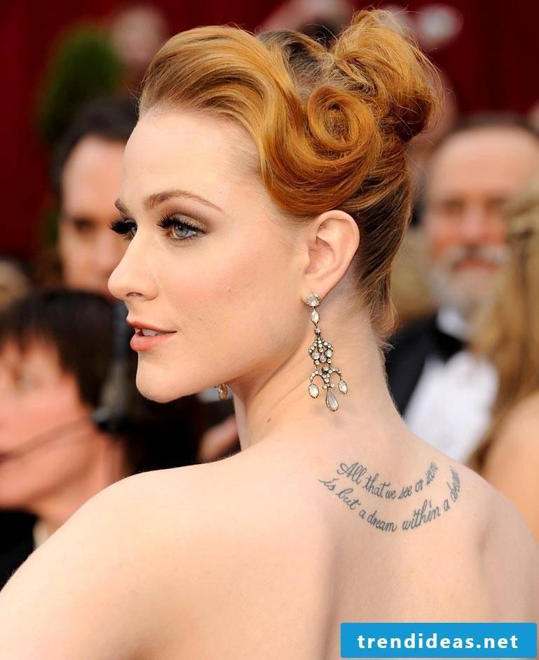 Tattoo Sayings tattoo lettering tattoo name