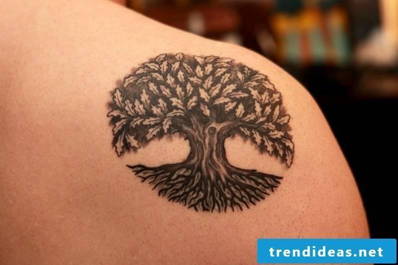 Tree of Life Tattoo Ideas