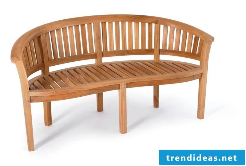 teak furniture bench