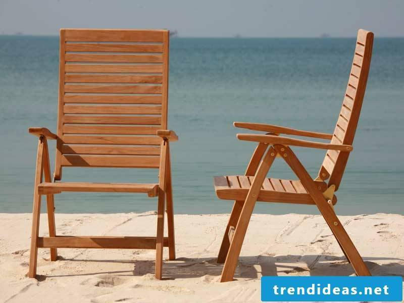 teak furniture sit comfortably