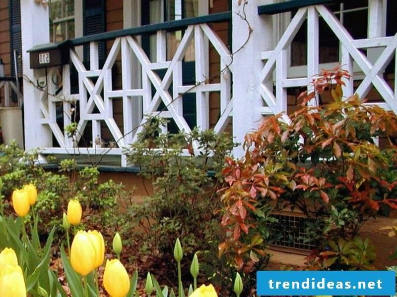 patio railing original sherry