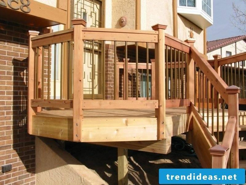 terra senge lander-most-beautiful-wood-porch-railing