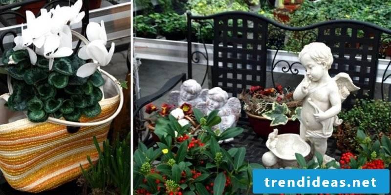 Terrace planting creative ideas