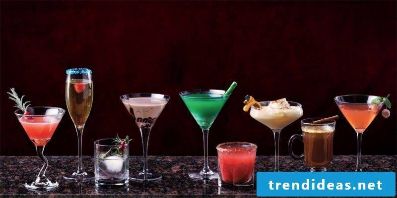 The best cocktail recipes preparation and ingredients