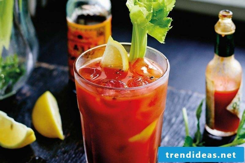 The best cocktail recipes - Bloody Mary