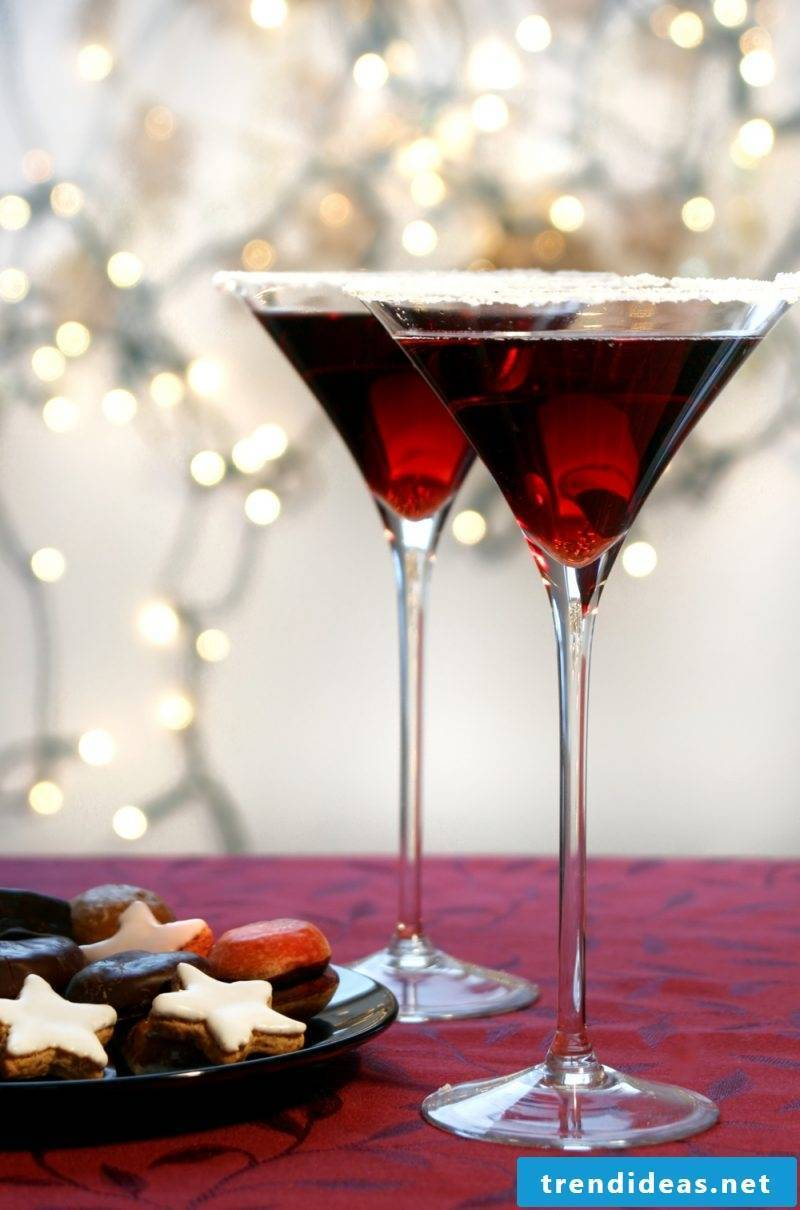 The best cocktail recipes for Christmas and New Year's Eve party
