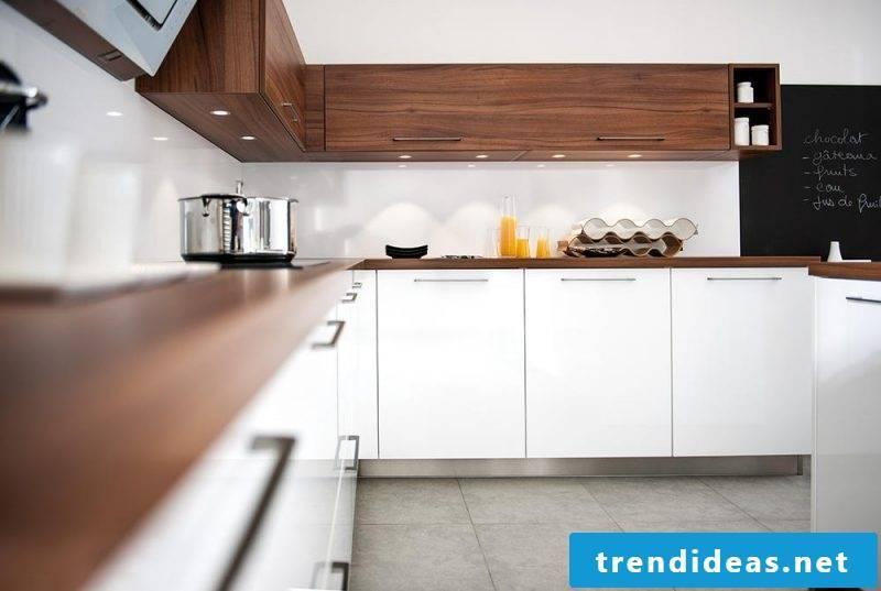 Kitchen brands wood white