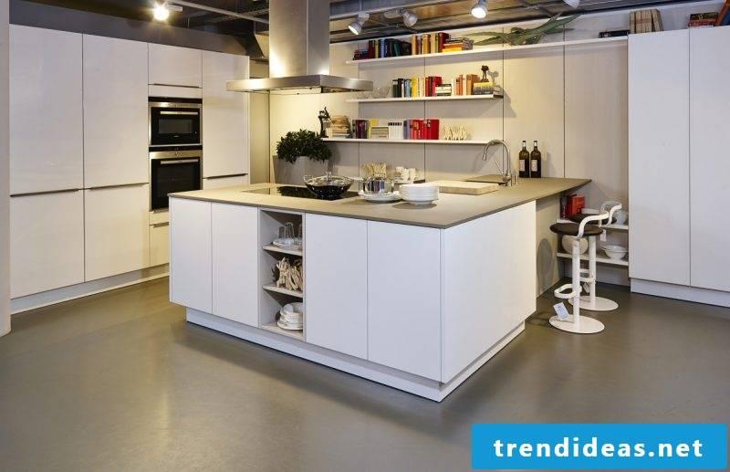 Kitchen brands Siematic white