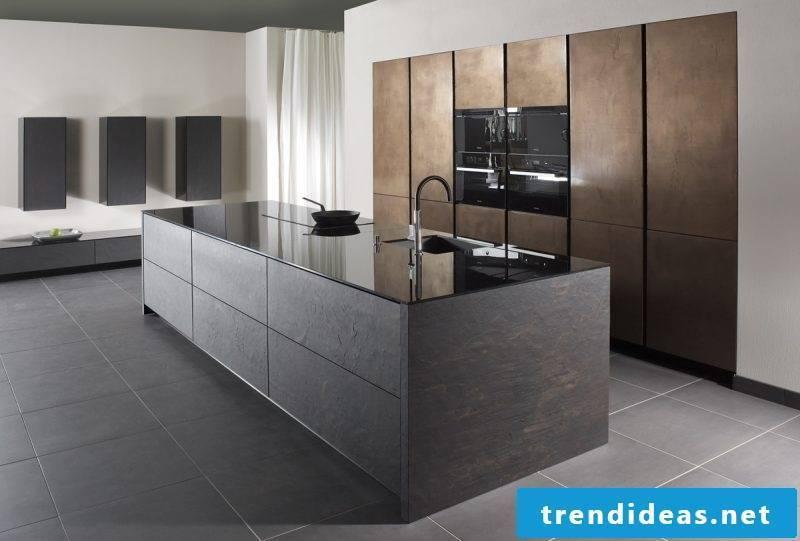 Kitchen brands Zeyko natural stone
