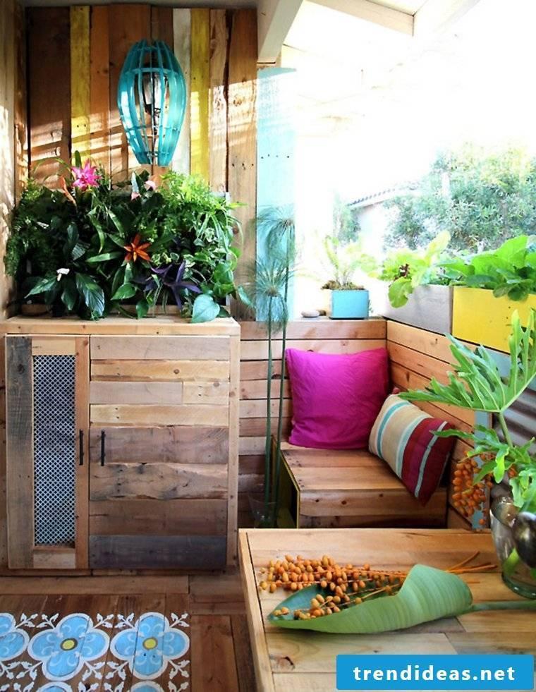 Terraces and garden design ideas