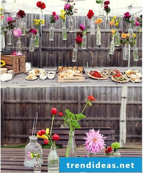 DIY ideas for the terrace and garden