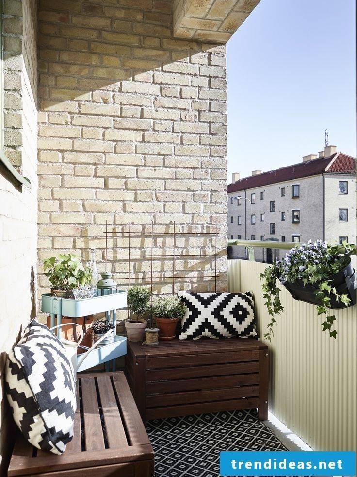 Balcony ideas to do it yourself