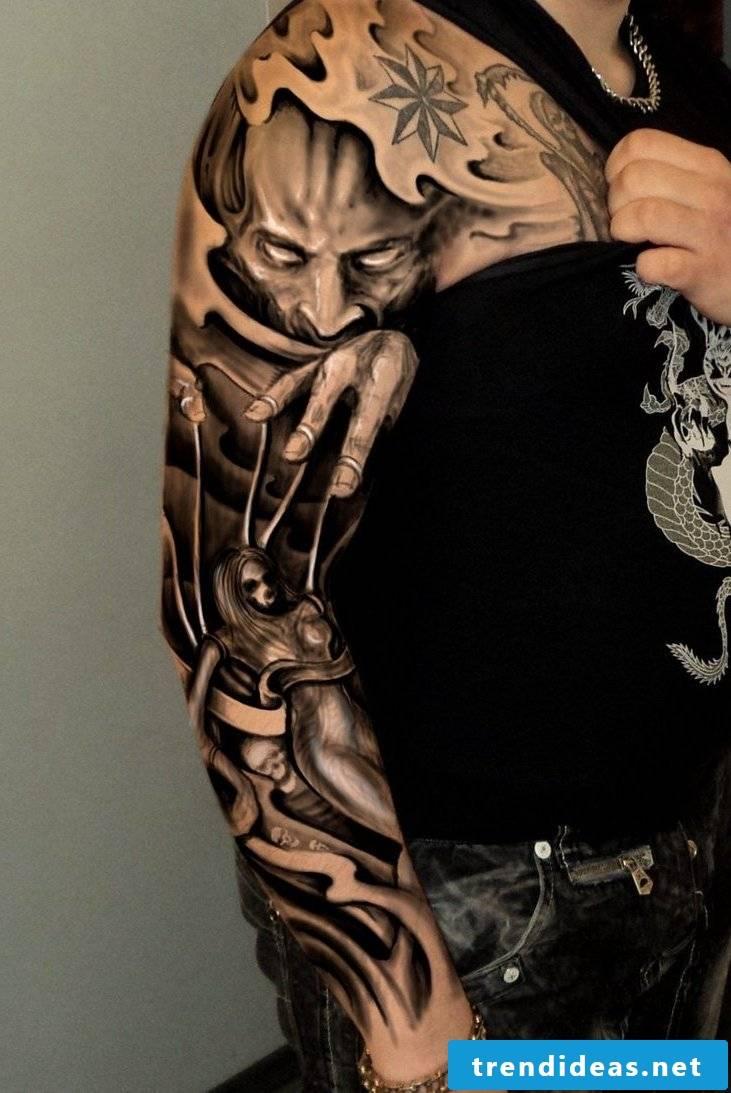 tattoos men tattoo ideas sleeves
