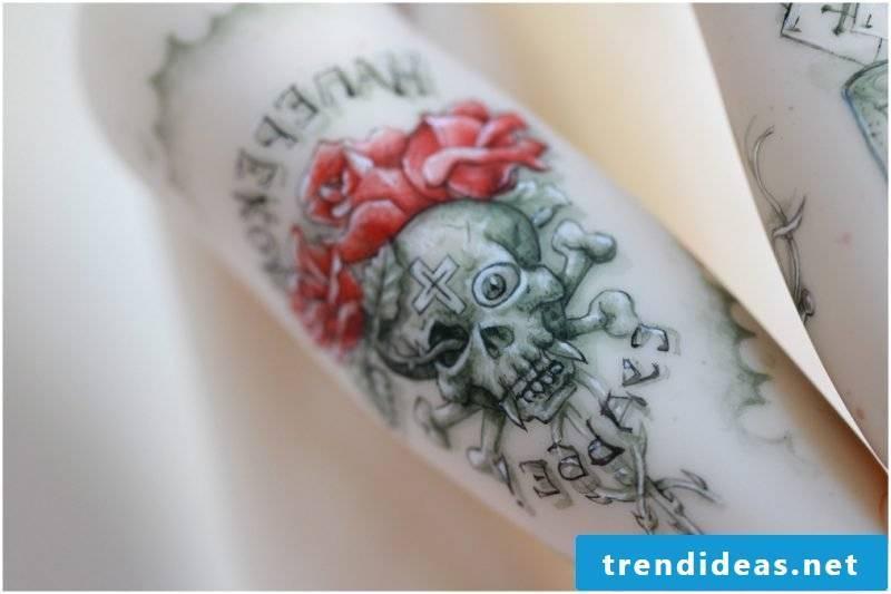tattoo ideas skull cool tattoos men