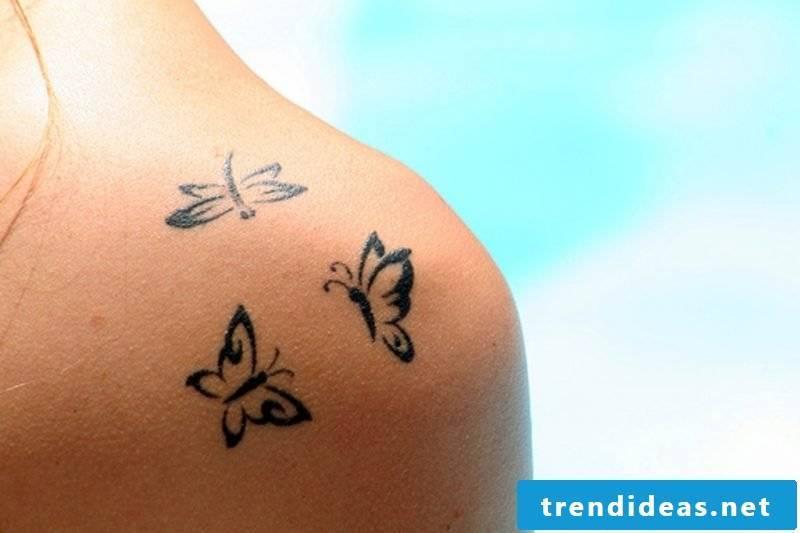 tattoo woman butterfly tattoo ideas small tattoos