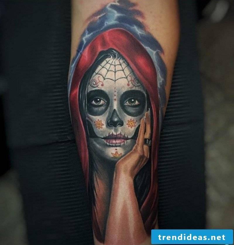tattoo women tattoo motifs women and men portrait
