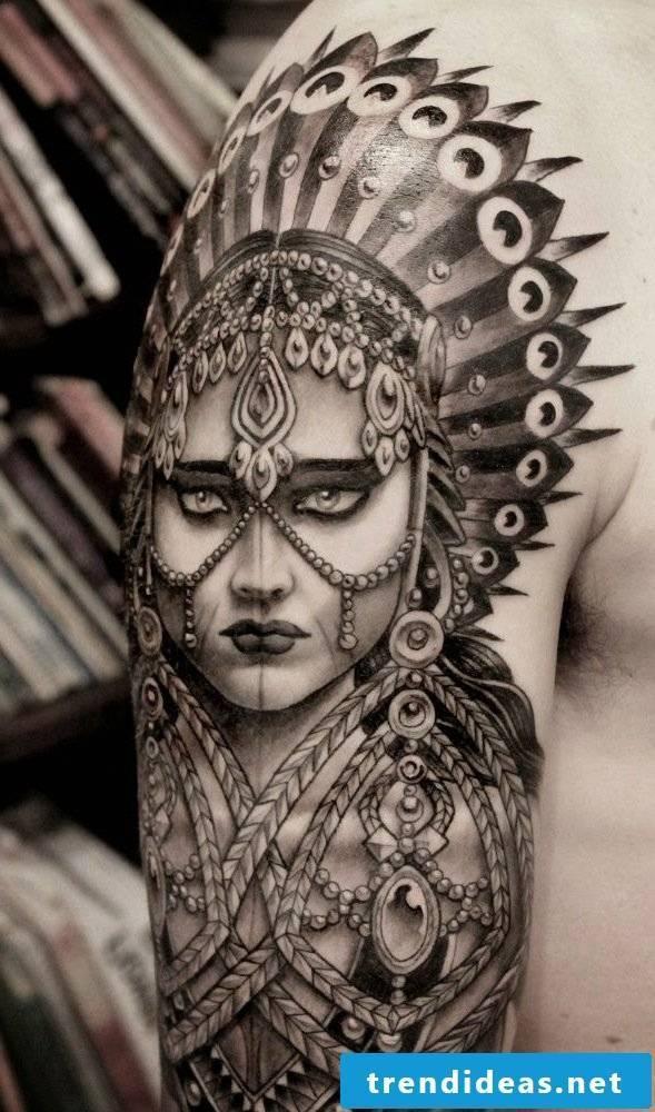 cool tattoo ideas arm tattoos men