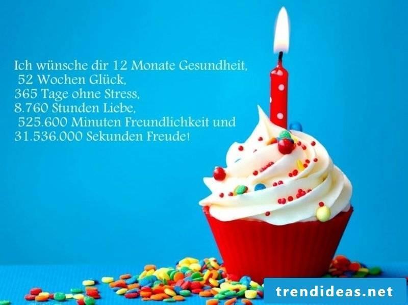 Happy birthday, the best ideas
