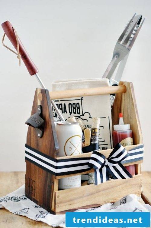 father's day gift ideas father's day father's day gifts tools from chocolate beer holster diy gift