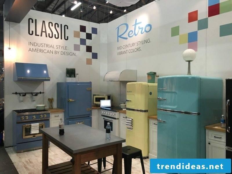 Bosch retro refrigerator brands