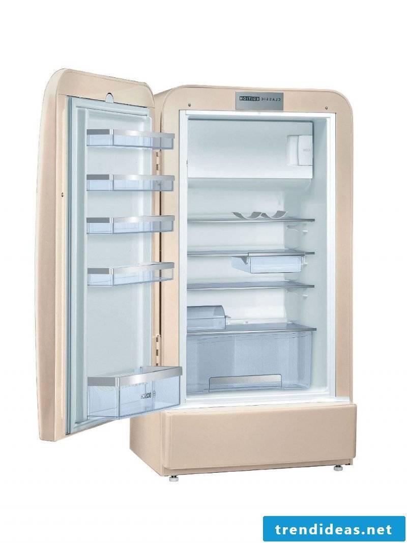 Bosch retro refrigerator new design