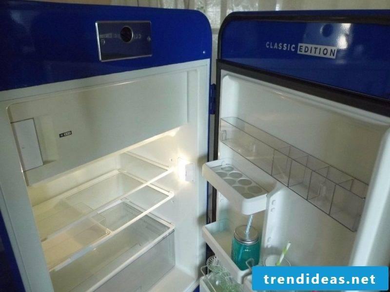 Bosch retro refrigerator innovation
