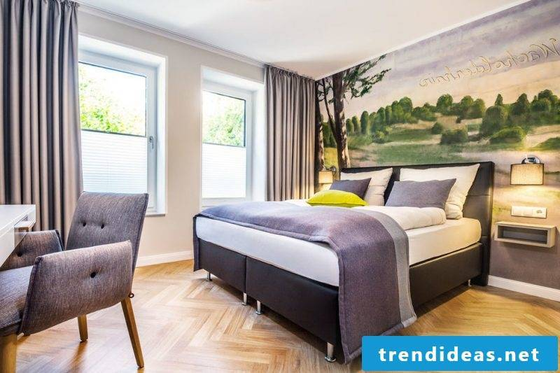 Box spring bed ideas