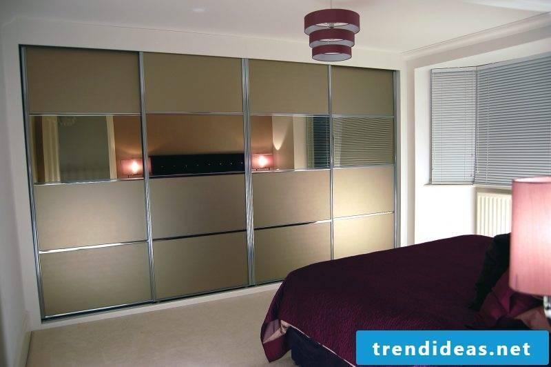 Built-in wardrobe bedroom