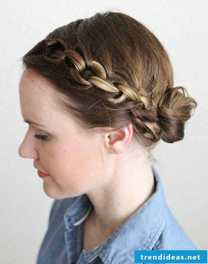 Hairstyles for the Octoberfest
