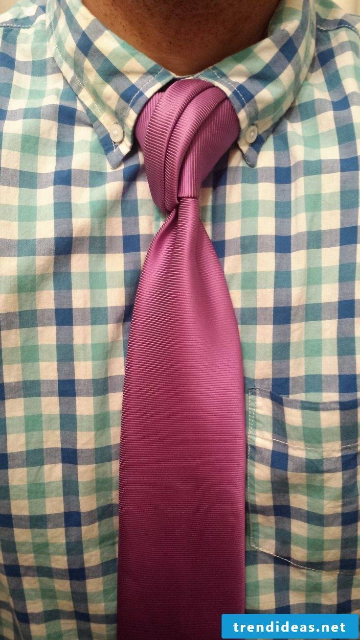 You can find original tie knots here