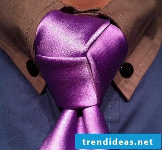 Tie tie knots like professional
