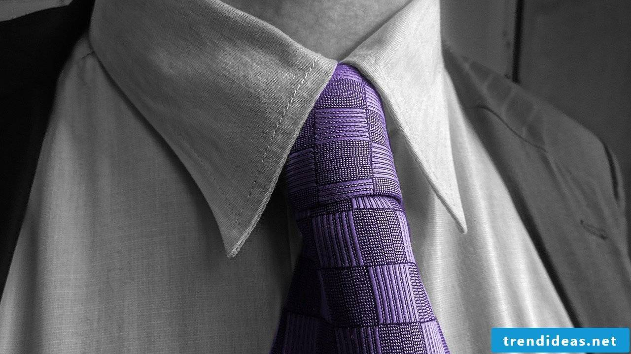 Tie double Windsor knot with ease