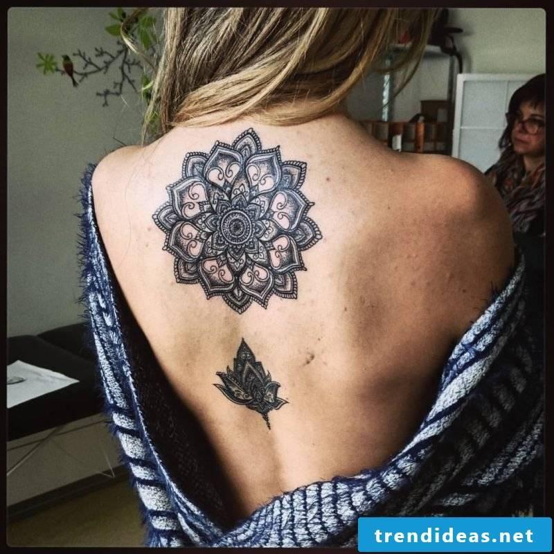 Mandala tattoo spiritual meaning