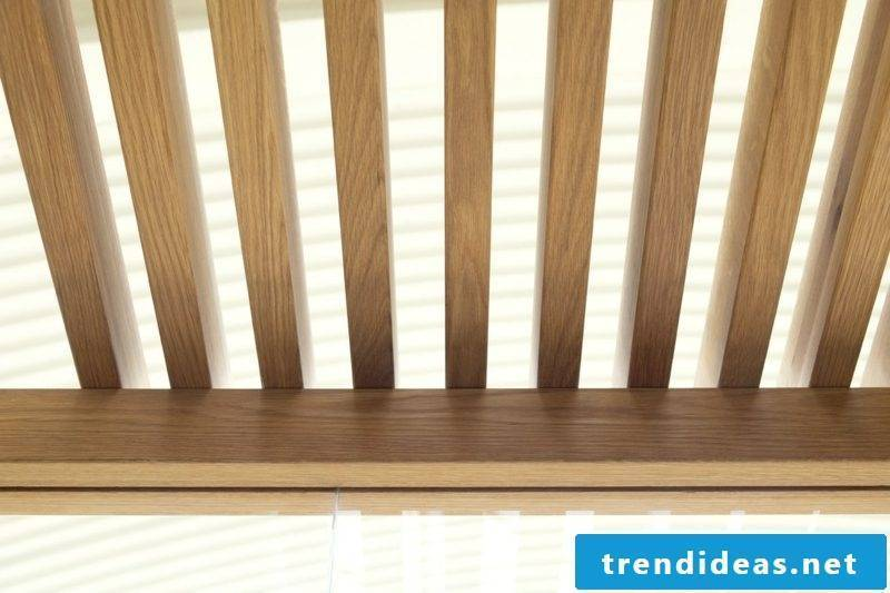 The wooden ceiling the perfect ceiling design
