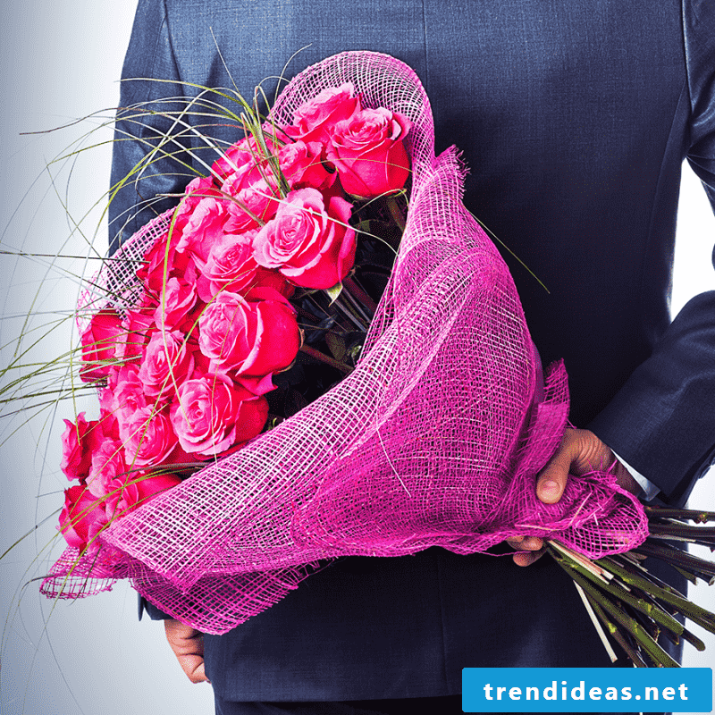 Every year more than 100 million roses are sold worldwide for Valentine's Day