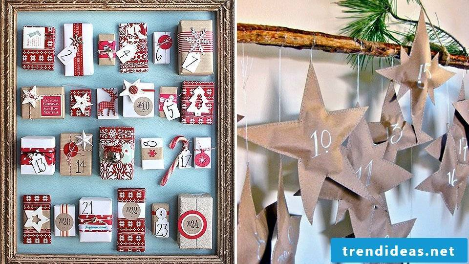 Advent calendar ideas for sewing