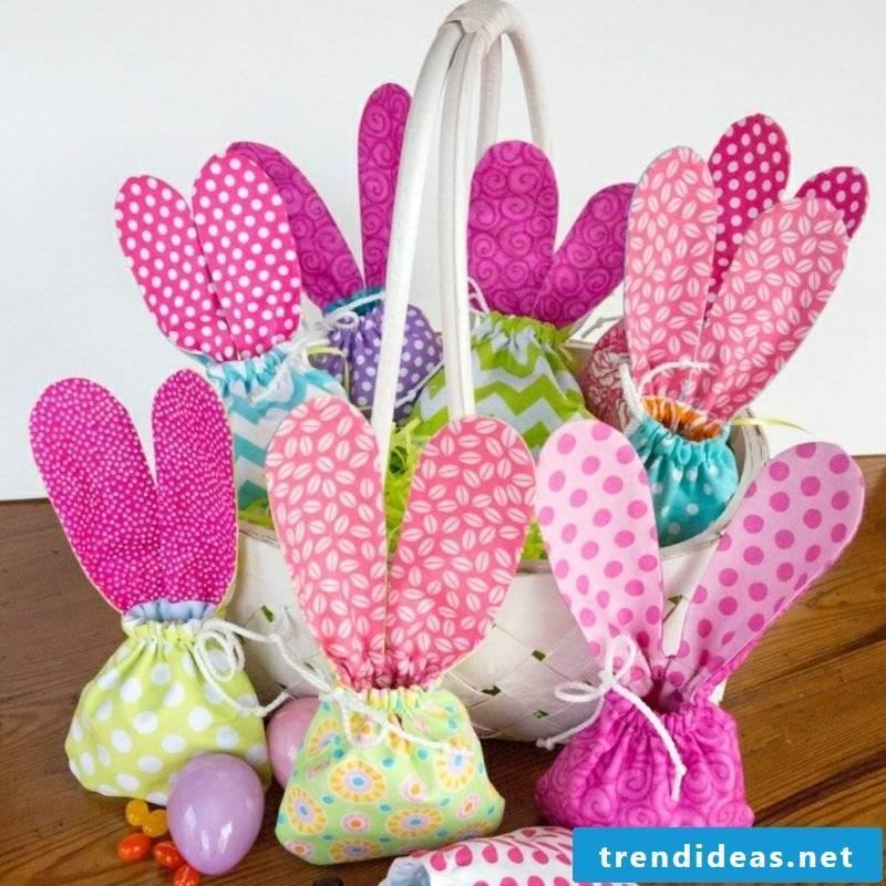 Easter presents tinker DIY ideas