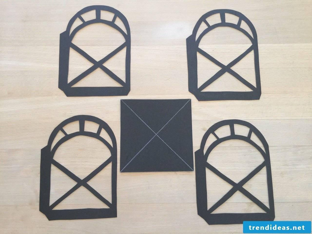 Make Paper Lantern Step 3