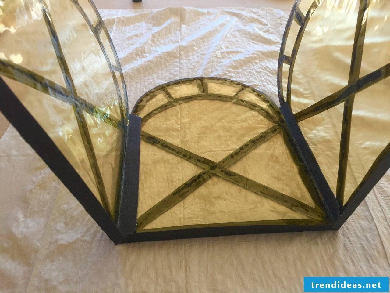 Tinker Paper Lantern Step 4