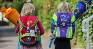 Tinker school bag - great ideas for happy children