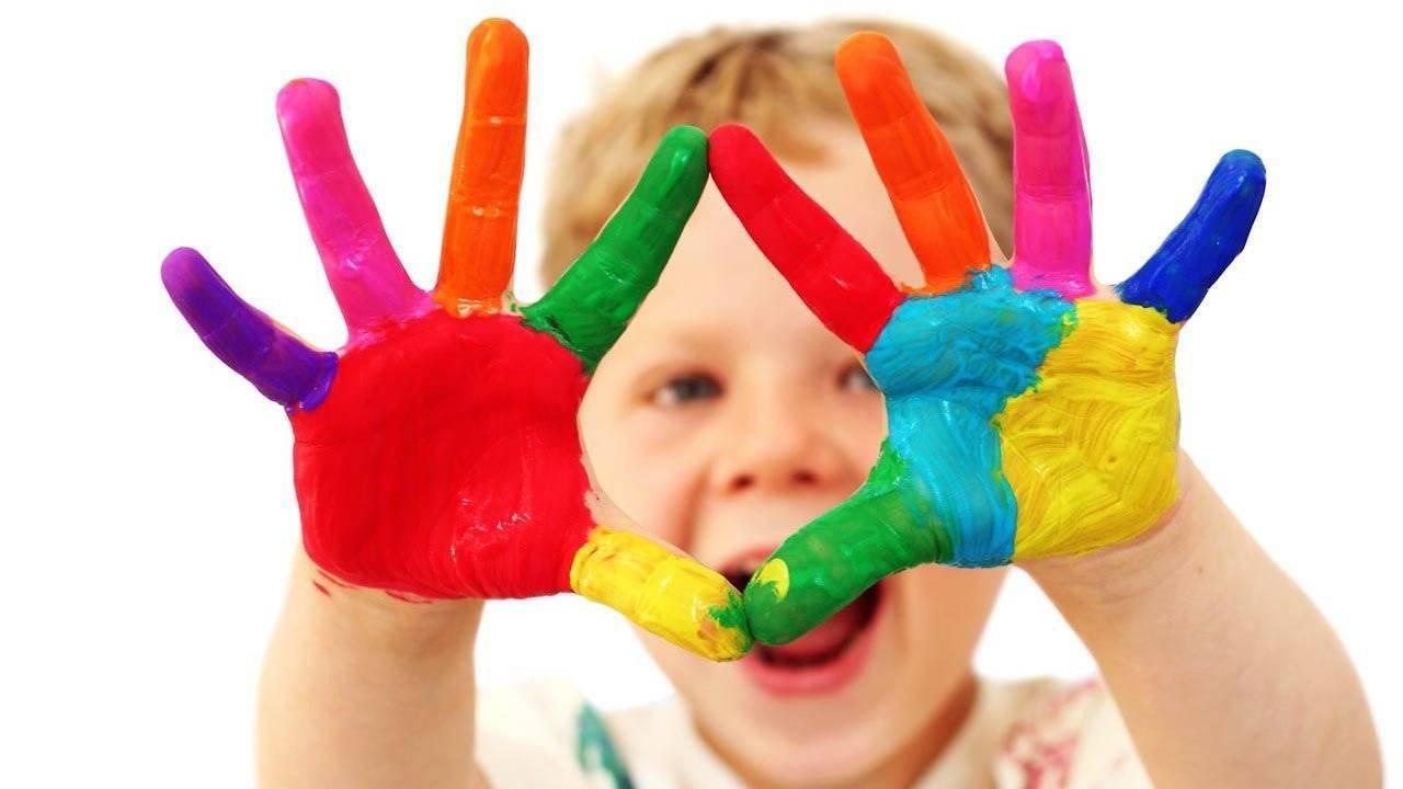 Crafts with children: craft ideas for children