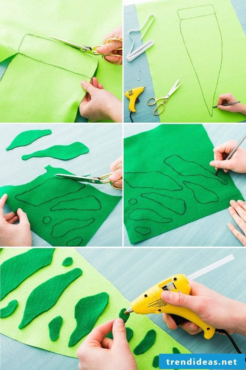 Crafts with children: craft ideas and craft instructions
