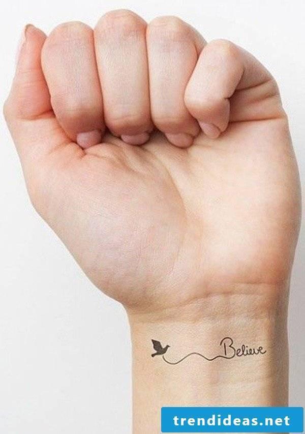 Small tattoos tattoo ideas short tattoo writing women's wrist