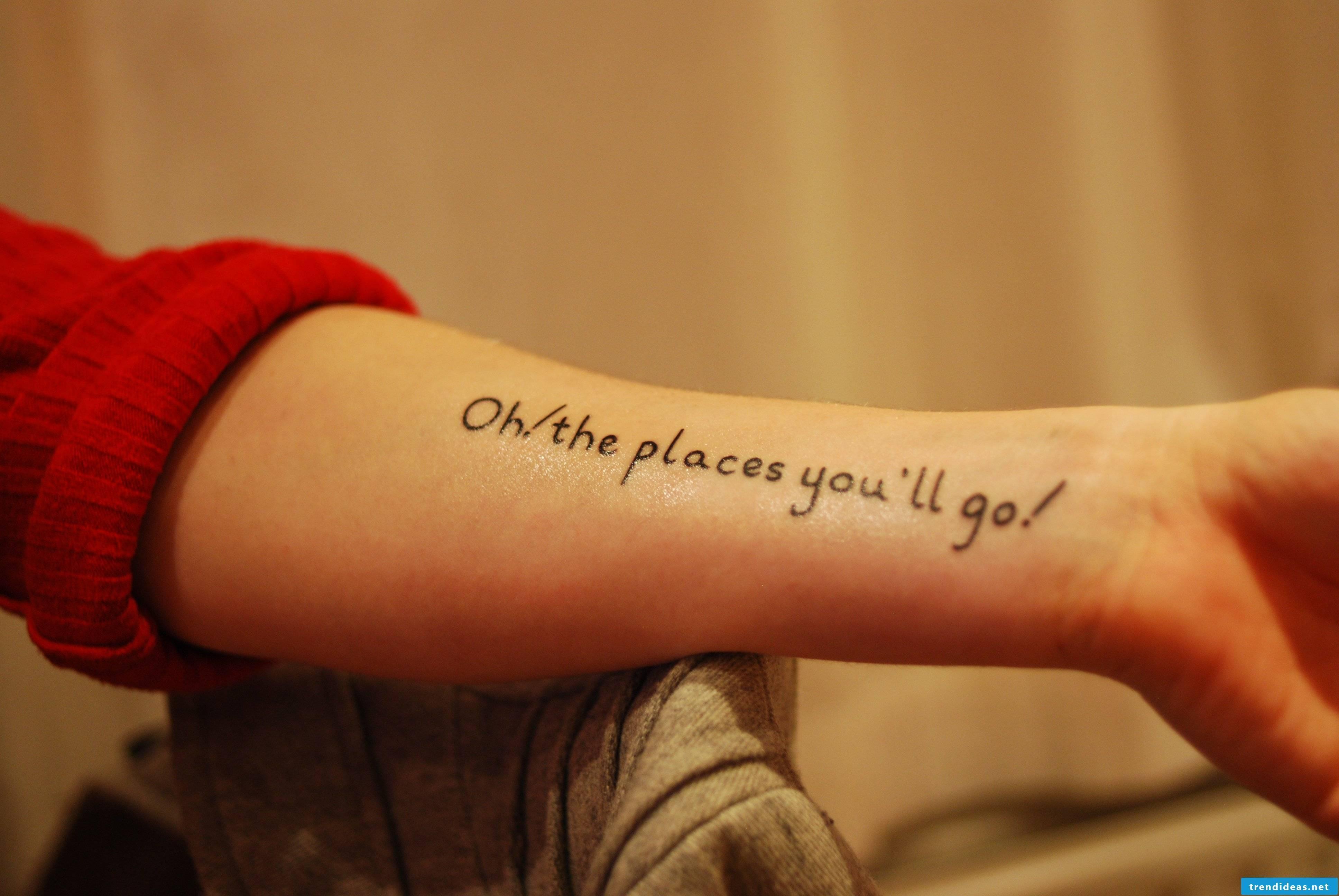 tattoo writings men's writings tattoos ideas