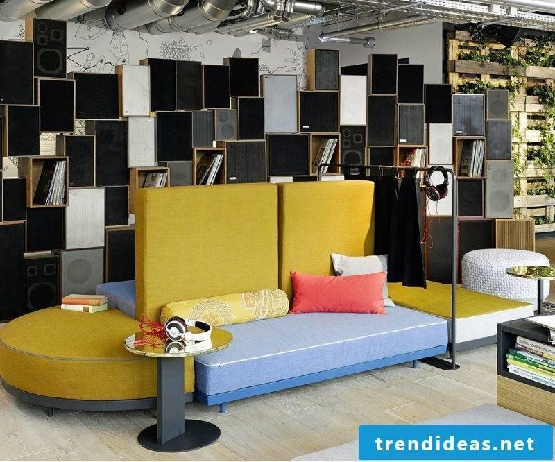 Furniture Designer Asslinger Sofa