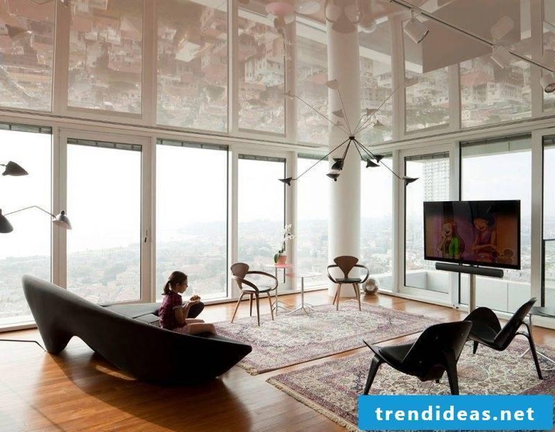 Furniture designer Wegner sofa