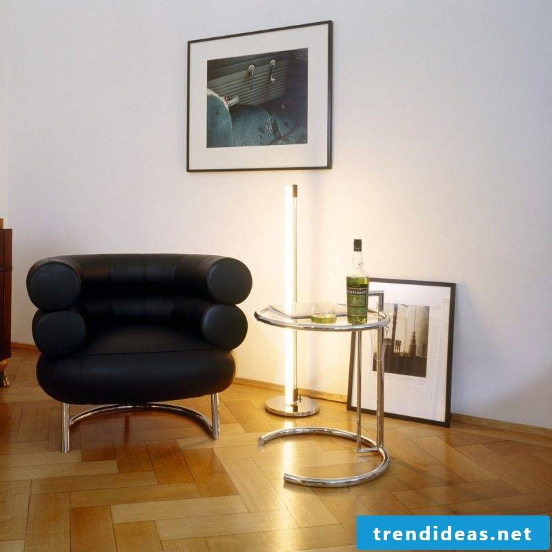 Furniture Designer Eileen Gray Table